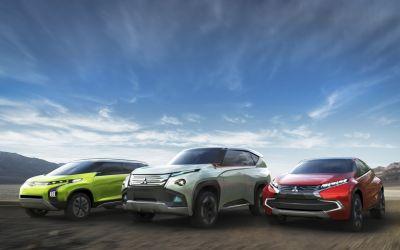 Mitsubishi vrea să lanseze 11 modele noi