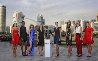 Simona Halep, în grupă cu Svitolina, Wozniacki și Garcia, la Turneul Campioanelor