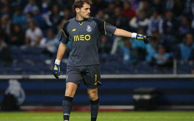 Iker Casillas, pedepsit de Porto după comportament nesportiv