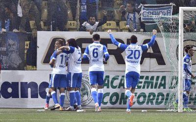 Liga 1: Victorie în ultimele minute pentru CS U Craiova pe terenul Chiajnei. Oltenii sunt pe doi în clasament