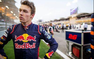 Formula 1: Kvyat, concediat de Toro Rosso