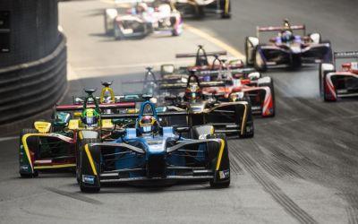 Eurosport va transmise Formula E în următorii trei ani în România