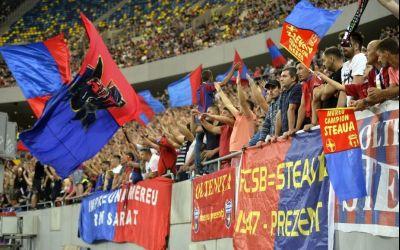 FCSB a fost amendată de UEFA