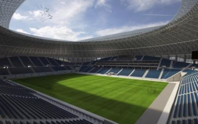 CSU Craiova va inaugura noul stadion Ion Oblemenci la 10 noiembrie