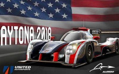 Fernando Alonso va participa în cursa de 24 de ore de la Daytona