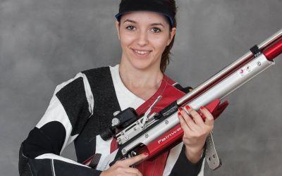 Laura Ilie, argint la Cupa Mondială de tir de la New Delhi