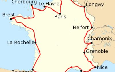 O privire către istoria Turului Franței. Prima etapă montană din Alpi și ediția din 1911