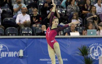 Oficial: Gimnasta Olivia Cîmpian nu va mai reprezenta România, ci va concura pentru Ungaria