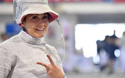 Bianca Pascu, medalie de bronz la Cupa Mondială de scrimă de la Orleans