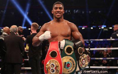 Anthony Joshua și-a păstrat titlul mondial al greilor în versiunile WBA și IBF