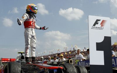 Formula 1: Hamilton, de patru stele ! Britanicul este din nou campion mondial
