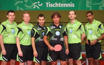 S-au stabilit grupele Ligii Campionilor la tenis de masă masculin, cu 4 români la start