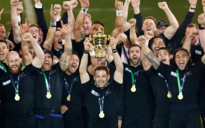 S-au stabilit grupele Cupei Mondiale de rugby. Noua Zeelandă va juca primul meci cu Africa de Sud