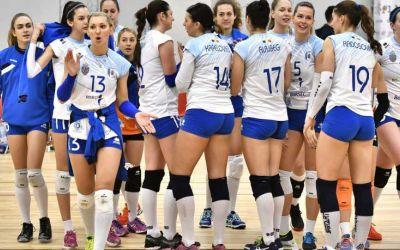 CSM București câștigă derby-ul cu Alba Blaj din Liga Națională la volei feminin