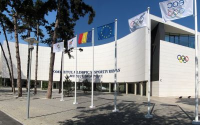 Comitetul Olimpic și Sportiv Român a atras un sponsor important