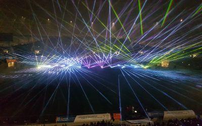 FOTOREPORTAJ / Prima zi de emoții pe noul stadion Ion Oblemenco: inaugurare cu fast în Bănie