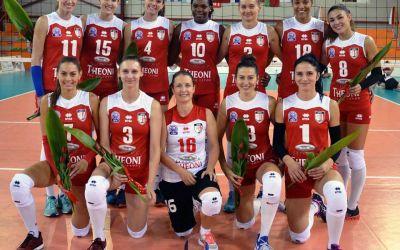 Grupă accesibilă pentru Alba Blaj în Liga Campionilor la volei feminin