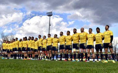 Rugby: România a învins Samoa într-un meci test disputat la București