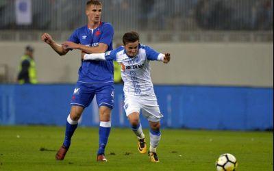 Liga 1: Prima victorie pentru CS U Craiova pe noul stadion. Oltenii s-au impus clar în fața lui Juventus București