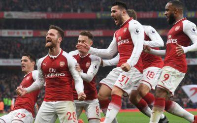Premier League: Arsenal câștigă derby-ul cu Tottenham. Victorii și pentru Manchester United, Manchester City, Chelsea și Liverpool în etapa a 12-a