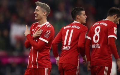 Bundesliga: Bayern Munchen defilează cu Augburg și se distanțează în clasament. Borussia Dortmund și RB Leipzig nu reușesc să câștige în etapa a 12-a