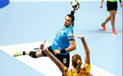 CSM București, victorie în ultimul meci al anului din Liga Campionilor la handbal feminin