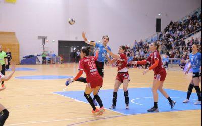 SCM Craiova s-a calificat în premieră în grupele Cupei EHF