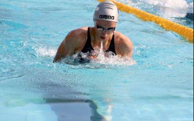 Florina Alexandra Ilie, record național în bazin scurt la 50 m bras