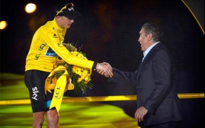 Eddy Merckx îl sfătuiește pe Chris Froome să meargă în Turul Italiei 2018