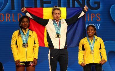 Trei medalii de aur pentru Loredana Toma la Campionatul Mondial de haltere