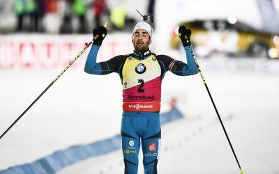 Victorii pentru Martin Fourcade și Denise Herrmann în Cupa Mondială de biatlon