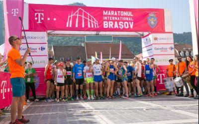 Brașovul, inclus într-un Top 20 mondial al orașelor care organizează maratoane