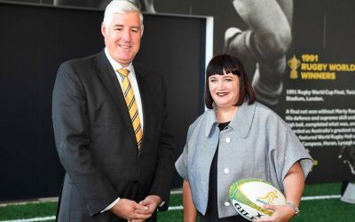 S-a scris istorie în Australia. Raelene Castle devine prima femeie care va conduce Federația de Rugby de la Antipozi