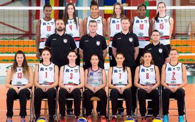 Alba Blaj debutează cu o victorie în Liga Campionilor la volei feminin