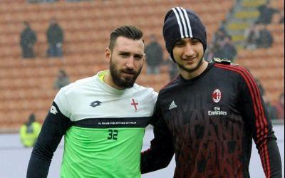 Conflict la AC Milan între frații Donnarumma și șefii clubului