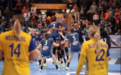 Elogiu defensivei: Franța a eliminat Suedia și s-a calificat în finala Mondialului de handbal feminin