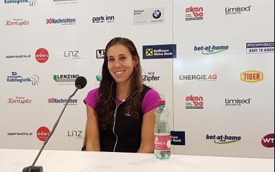Mihaela Buzărnescu a câștigat turneul de la Dubai, la dublu. Urcă din nou în clasament