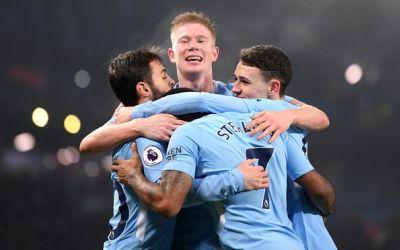 Premier League: Manchester City, en fanfare spre titlu. Victorie clară cu Tottenham în derby-ul etapei