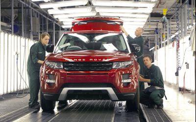 Land Rover și Ford au lansat un proiect inedit: căldura degajată de gazele de eșapament, transformată în energie electrică