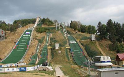 Vremea caldă a condus la anularea etapelor de Cupa Mondială de sărituri cu schiurile de la Râșnov
