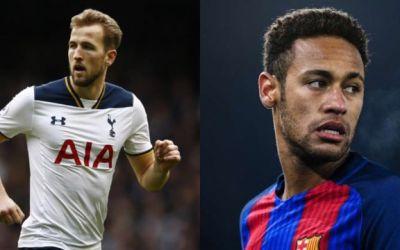 Fanii lui Real Madrid l-ar prefera pe Kane în detrimentul lui Neymar