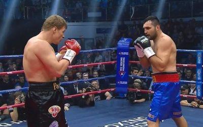 Povetkin, considerat principalul pretendent la centura WBA a lui Joshua
