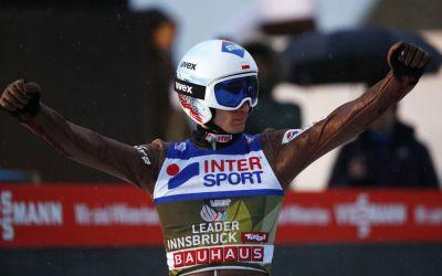 Kamil Stoch, a treia victorie la rând în Turneul celor Patru Trambuline. Poate egala un record istoric