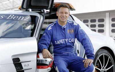 VIDEO / Faceți cunoștință cu Bernd Maylander, cel care conduce Safety Car-ul din Formula 1 de 18 ani