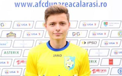Interviu exclusiv cu fotbalistul Marian Drăghiceanu (Dunărea Călărași) despre lupta la promovare, pregătirea cu Dan Alexa și experiența italiană