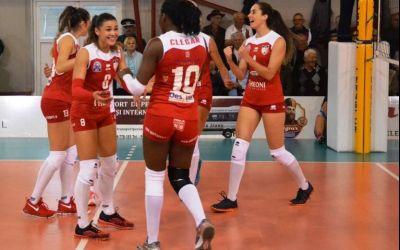 Victorii pentru Alba Blaj și CSM Bucureșt în etapa a 12-a din Liga Națională de volei feminin