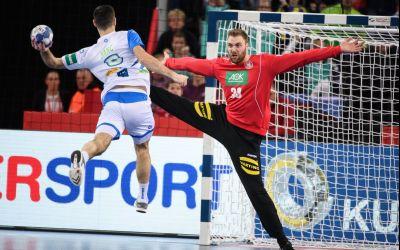 Scandal la Europeanul de handbal masculin: Slovenia pierde victoria cu Germania după minute bune de deliberări ale arbitrilor