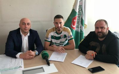 Gicu Grozav a semnat cu Bursaspor