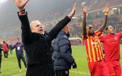 Magicianul Șumi! De Amorim marchează în prima victorie a anului pentru Kayserispor