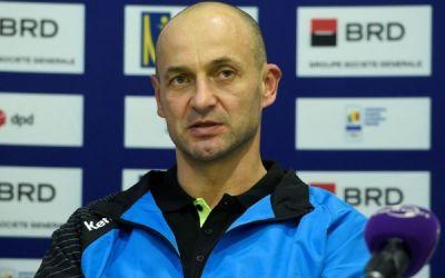 Corona Brașov schimbă antrenorul
